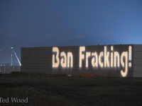 Fracking protest, Erie, CO.