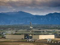 Oil and Gas development, Erie, CO