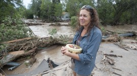 Lyons and the Colorado floods of 2013