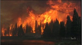 A Colorado fire chief faces extreme wildfires